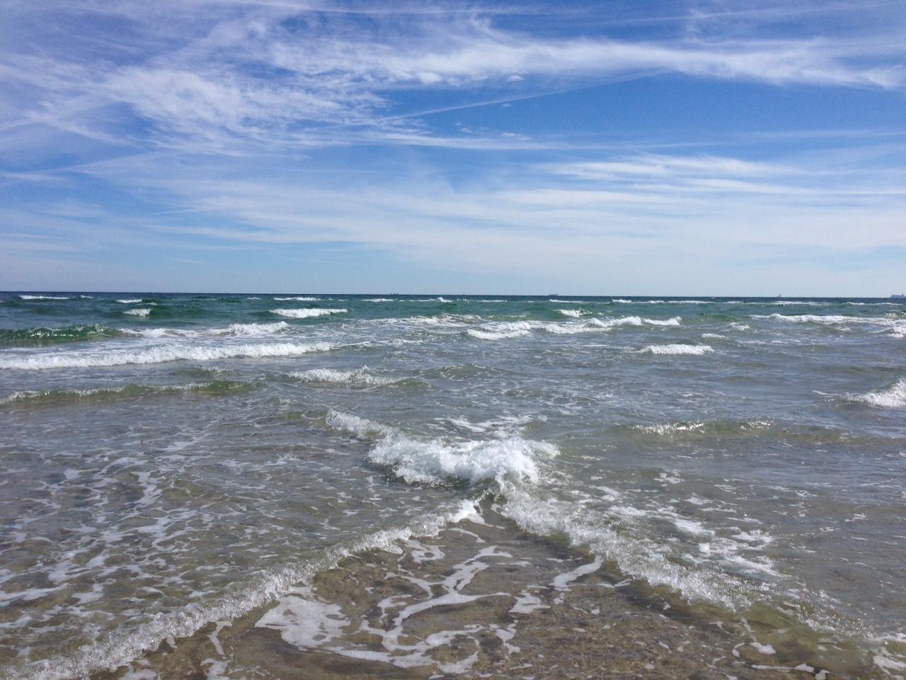 Un pie en cada mar: SKAGEN