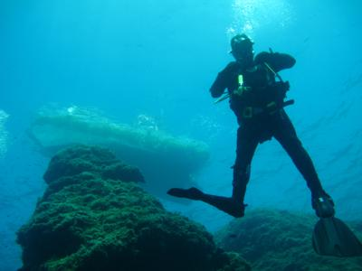 Benidorm, paraíso para la práctica de buceo y submarinismo
