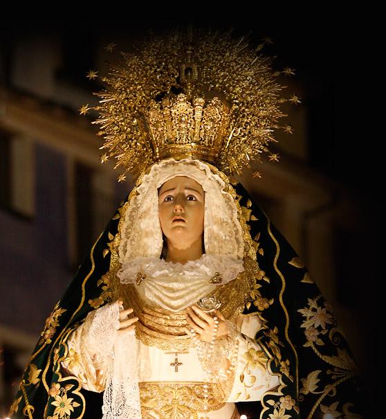 Cuenca, única y nazarena