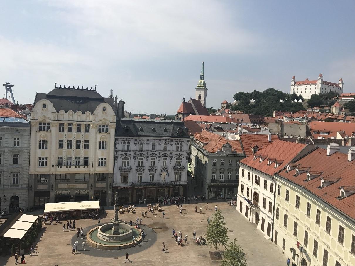Bratislava: Una ciudad de cuento (II)