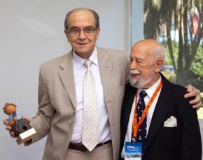 El presidente de EUROAL, homenajeado por los periodistas de FIJET España