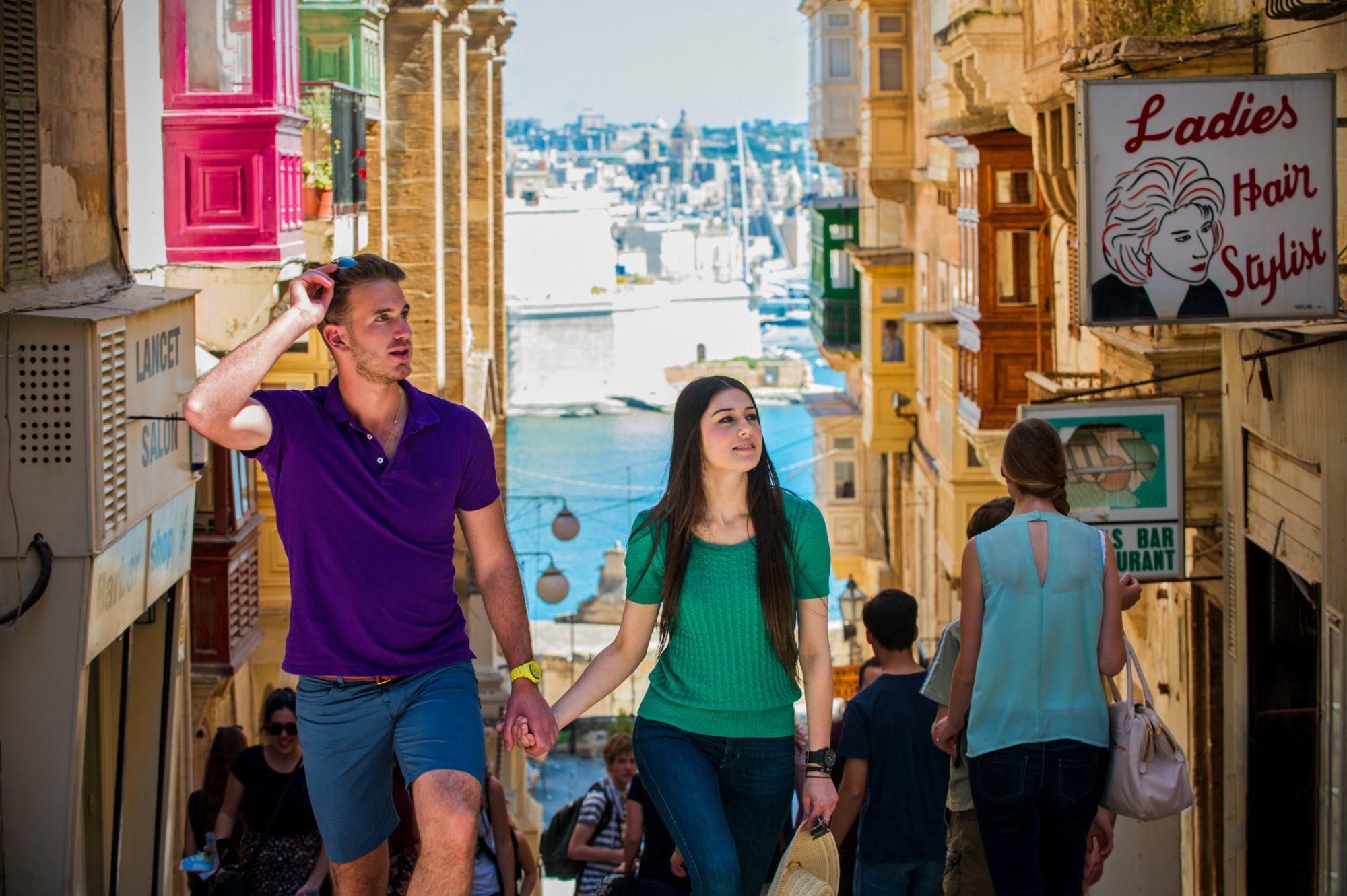 Malta, la isla magnética