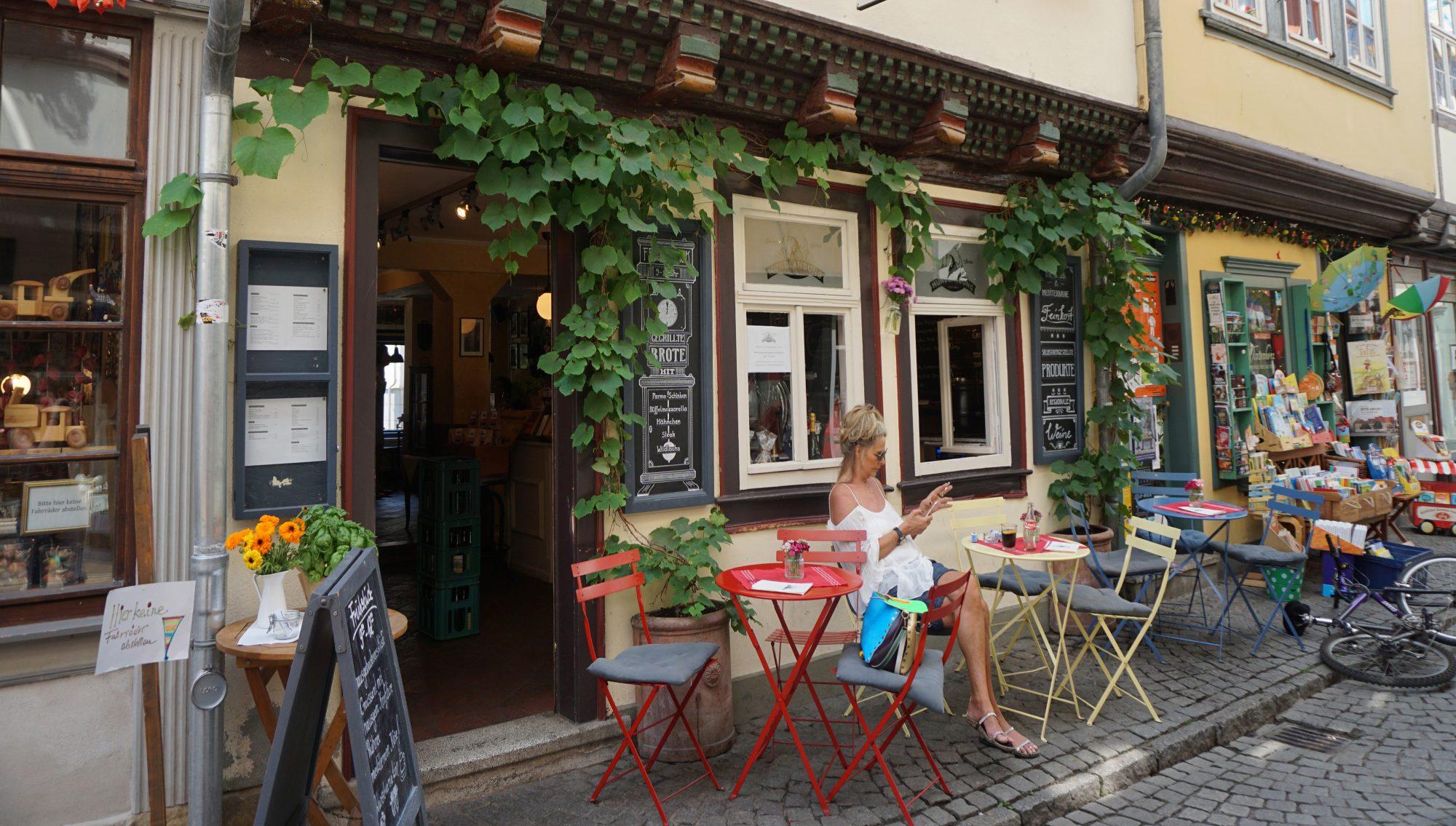 Erfurt. Encanto medieval de la capital de Turingia