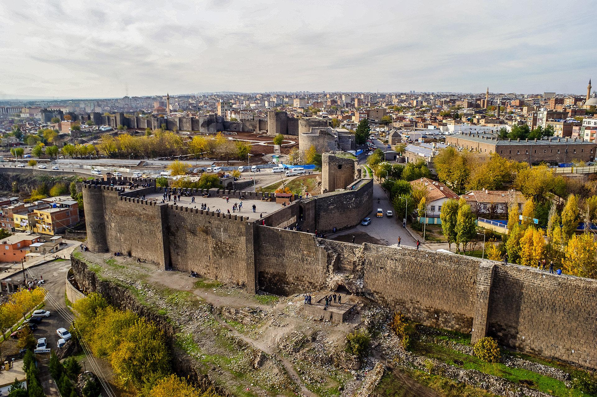 Diyarbakir, la luz de Turquía