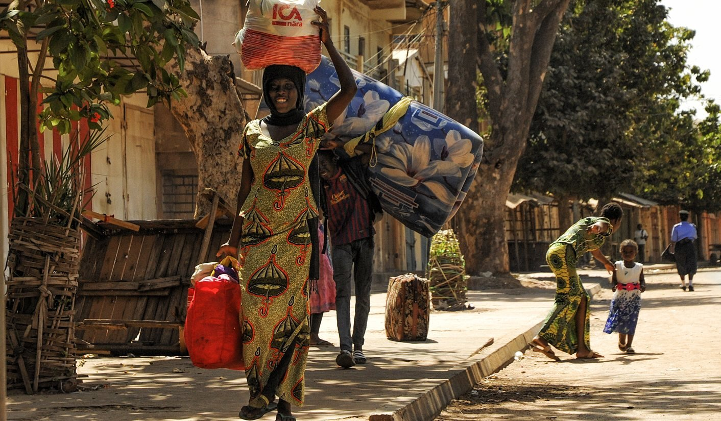 Gambia un país perdido