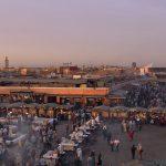 Marrakech.  Un lugar para la fantasía (no en balde, FIJET la eligió para celebrar en ella su 60ª congreso anual)