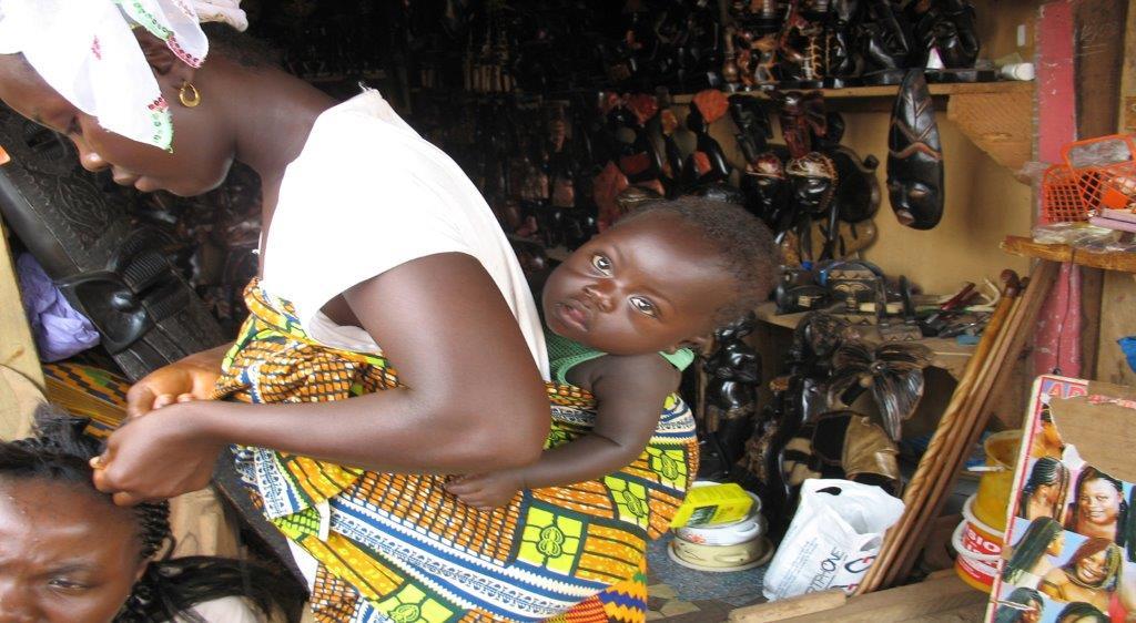 Ghana, a ritmo de tambor y corazón