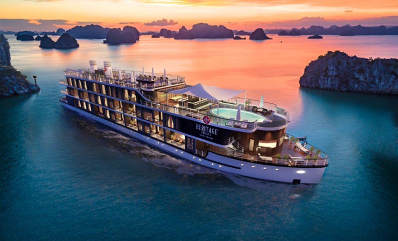 Heritage Cruises: un sueño de infancia