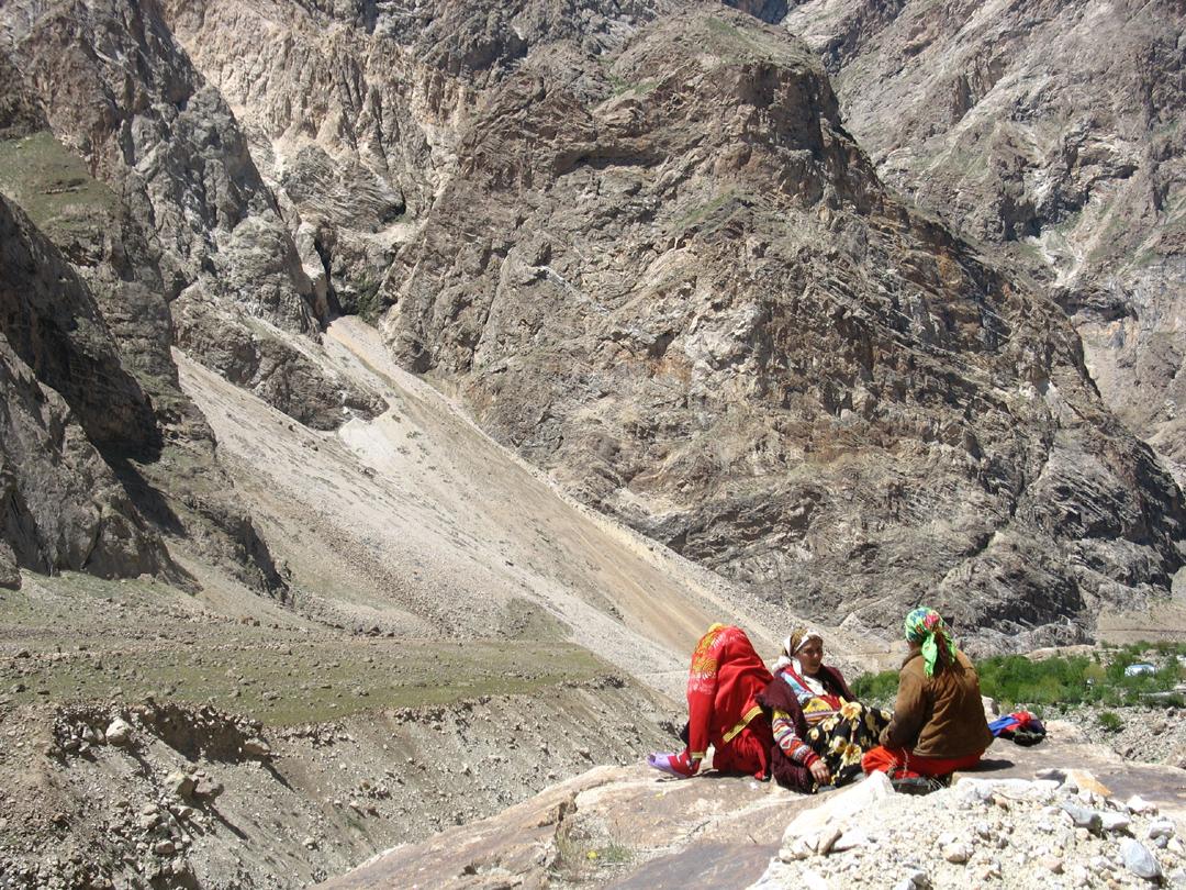 ¿Pero dónde está Tajikistán? Es una pequeña joya ubicada entre Afganistán y China