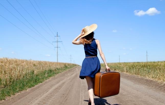 Viajo sola ¿y qué?
