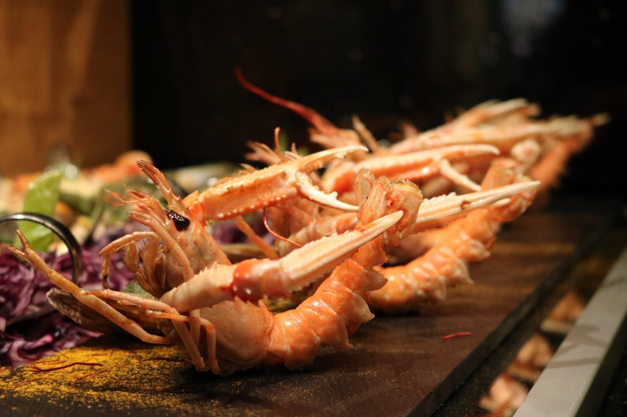 Los mejores chefs del mar