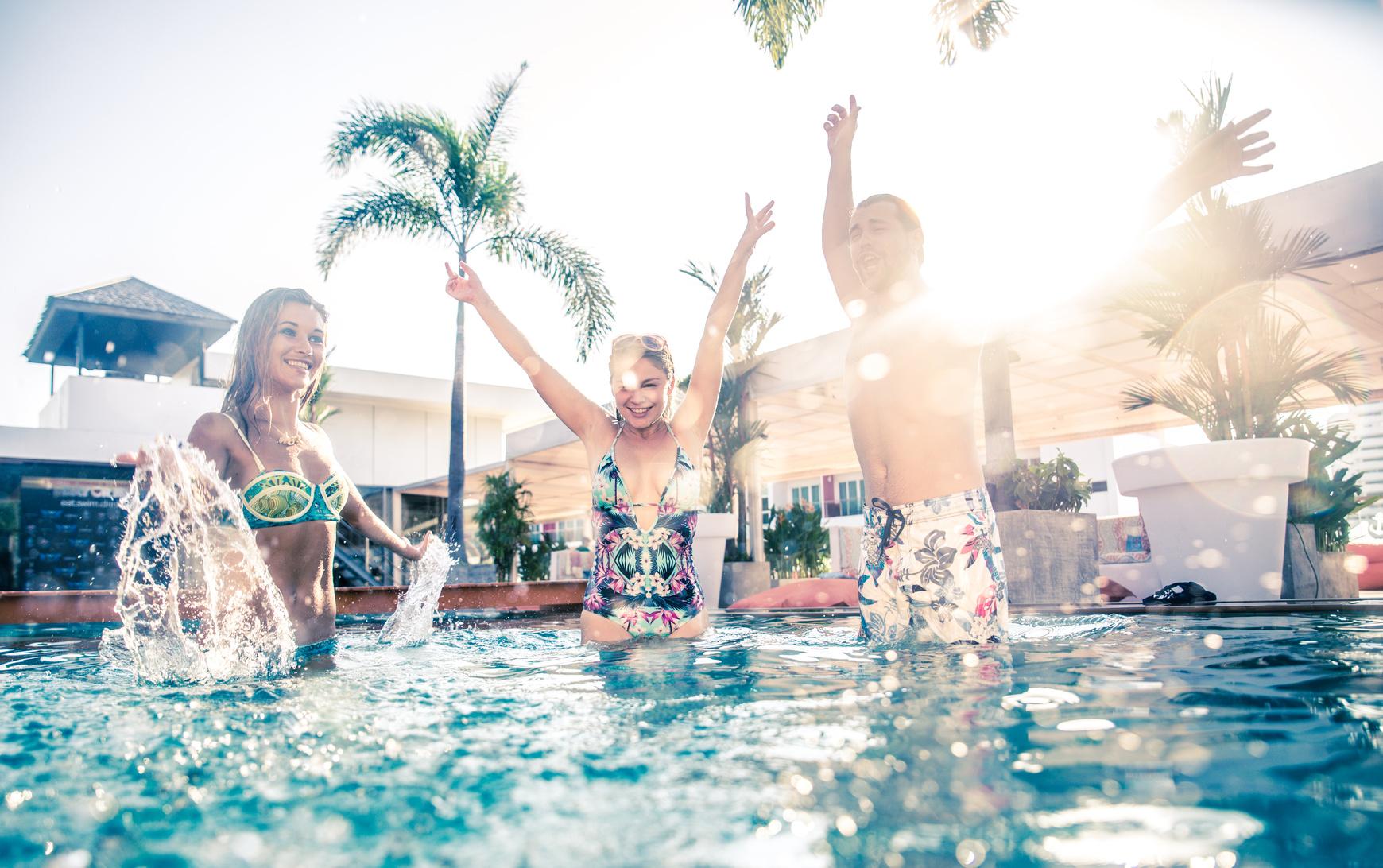 Un 61% de los españoles engordan durante el verano