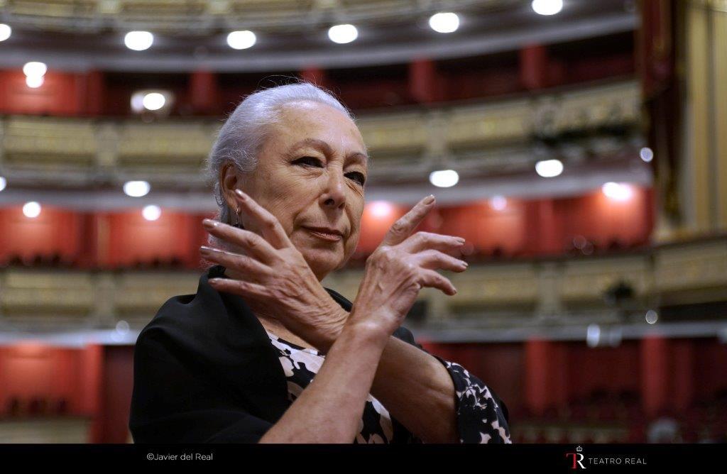 """""""Flamenco Real"""" rinde homenaje a Cristina Hoyos en su segunda temporada"""