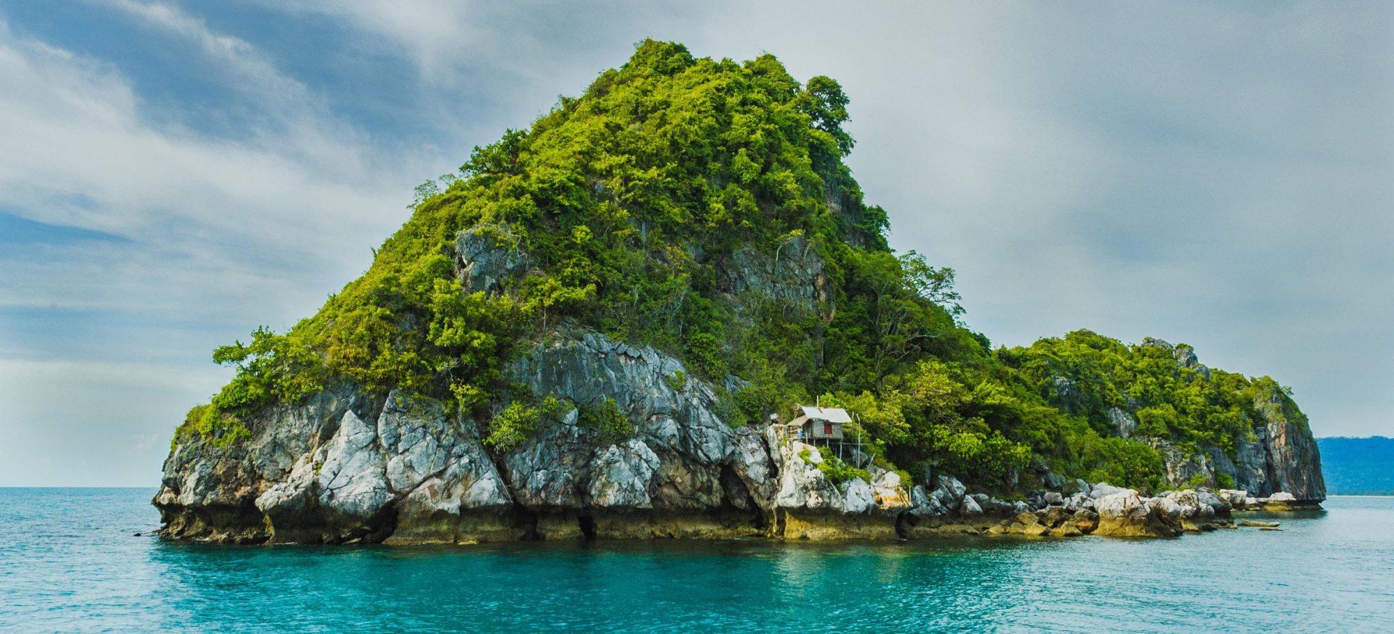 Bahagol, la intangible y secreta isla de Filipinas