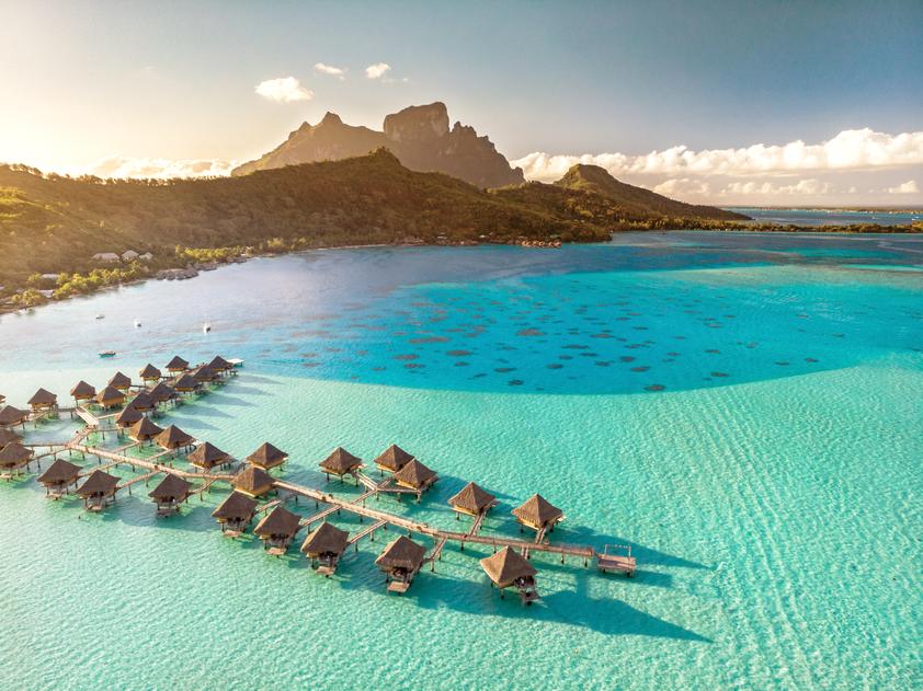 Descubrir la Polinesia Francesa, con los cinco sentidos… y alguno más