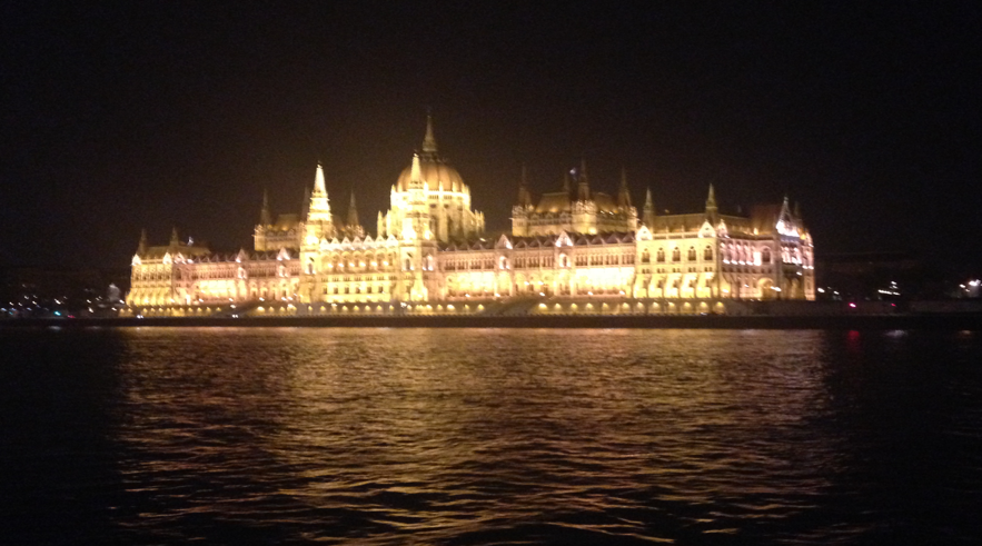Kalocsa, Pécs y de nuevo Budapest Budapest (III)