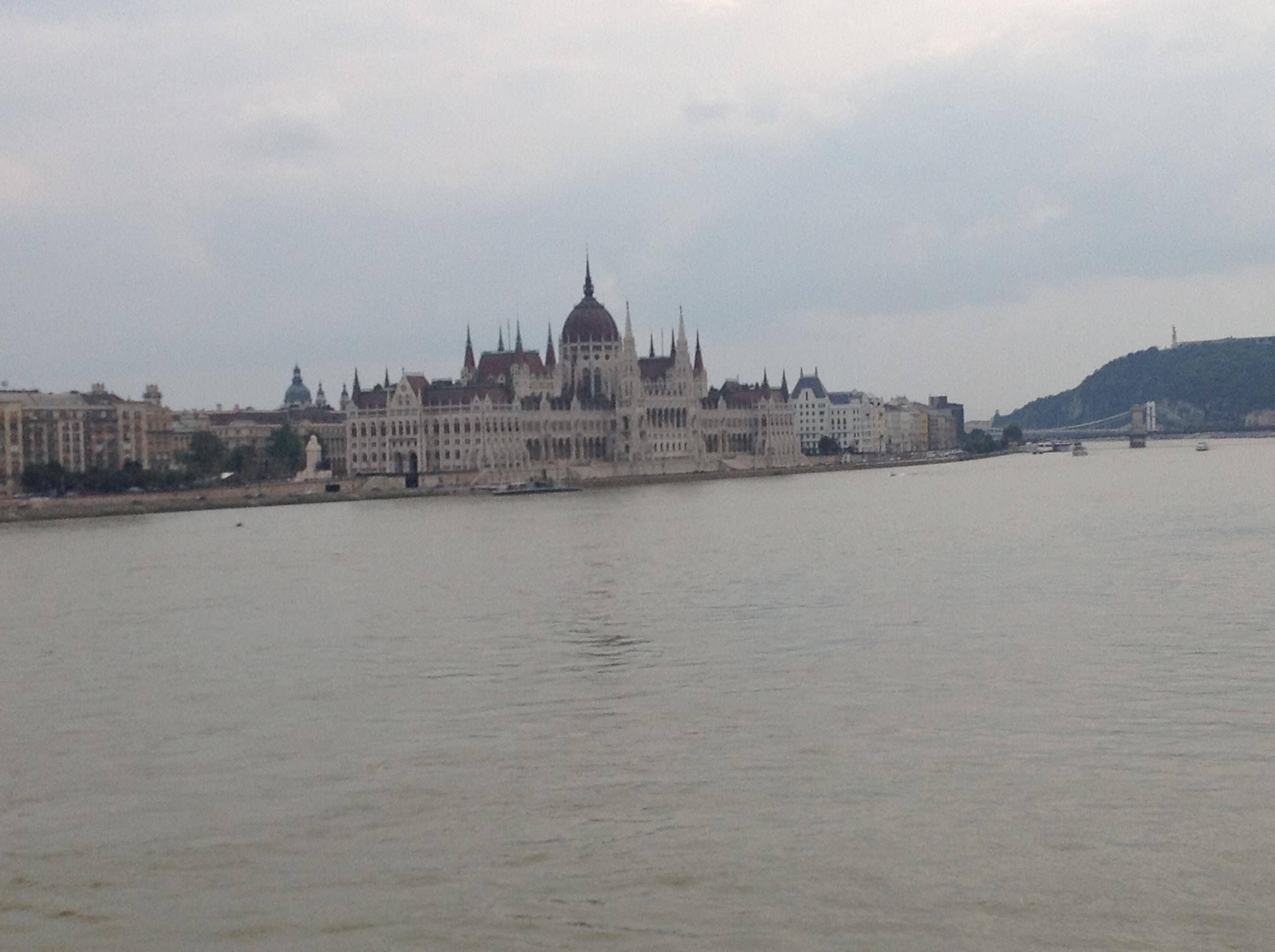 """Descubriendo """"La Perla del Danubio»: Budapest (I)"""
