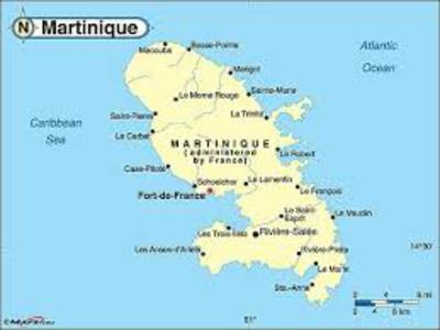 Martinica, la flor del Caribe