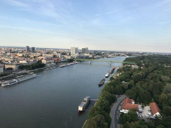 Bratislava: Una ciudad de cuento(I)