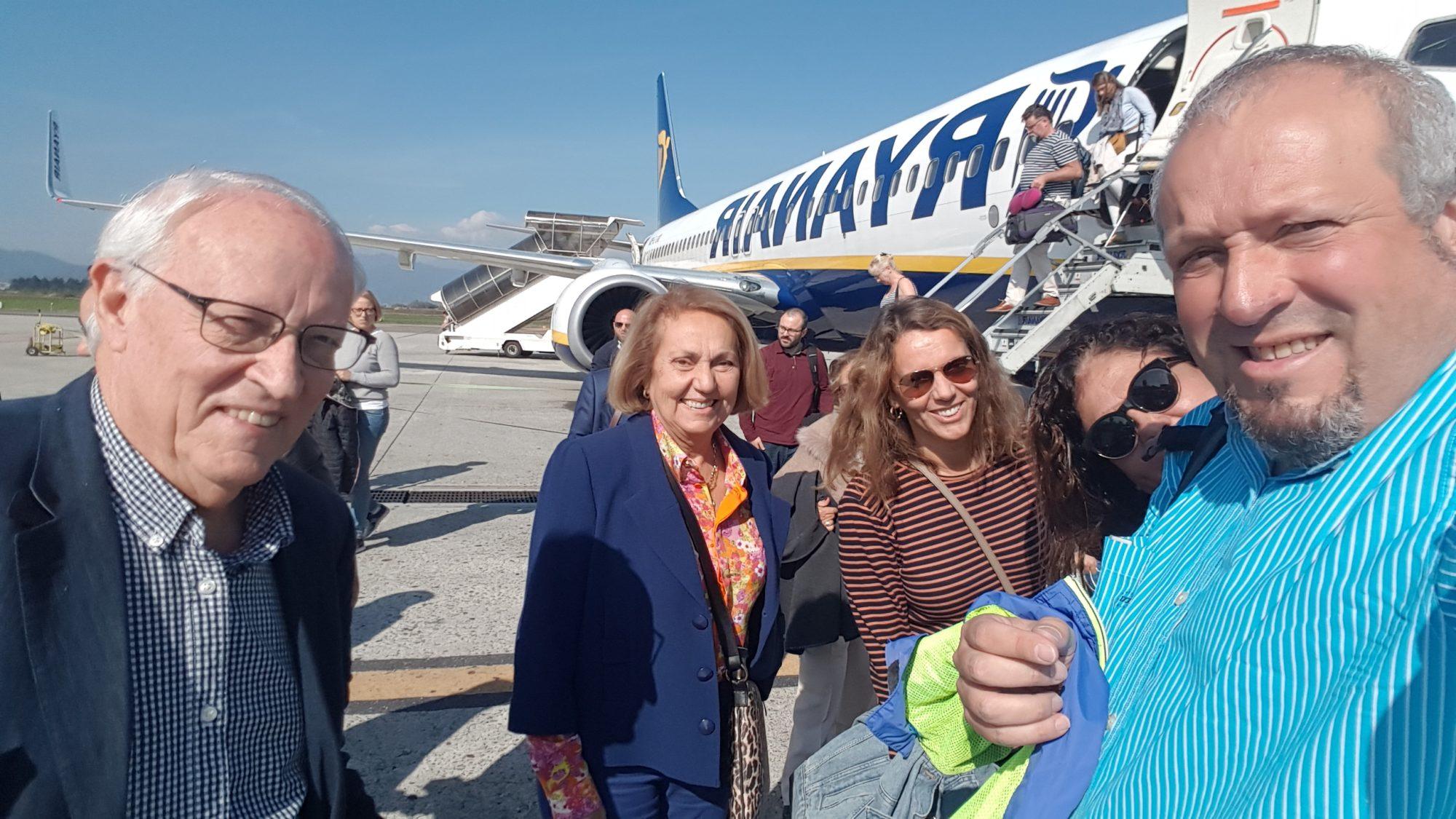 FIJET España vuela con Ryanair