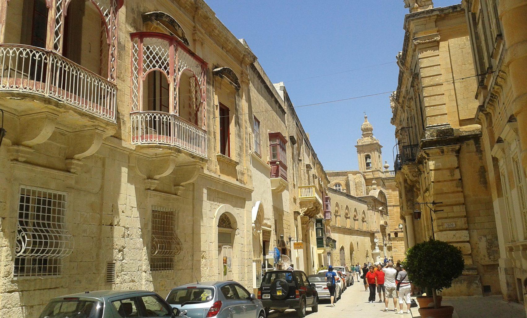 El turismo en Malta. Peculiaridades