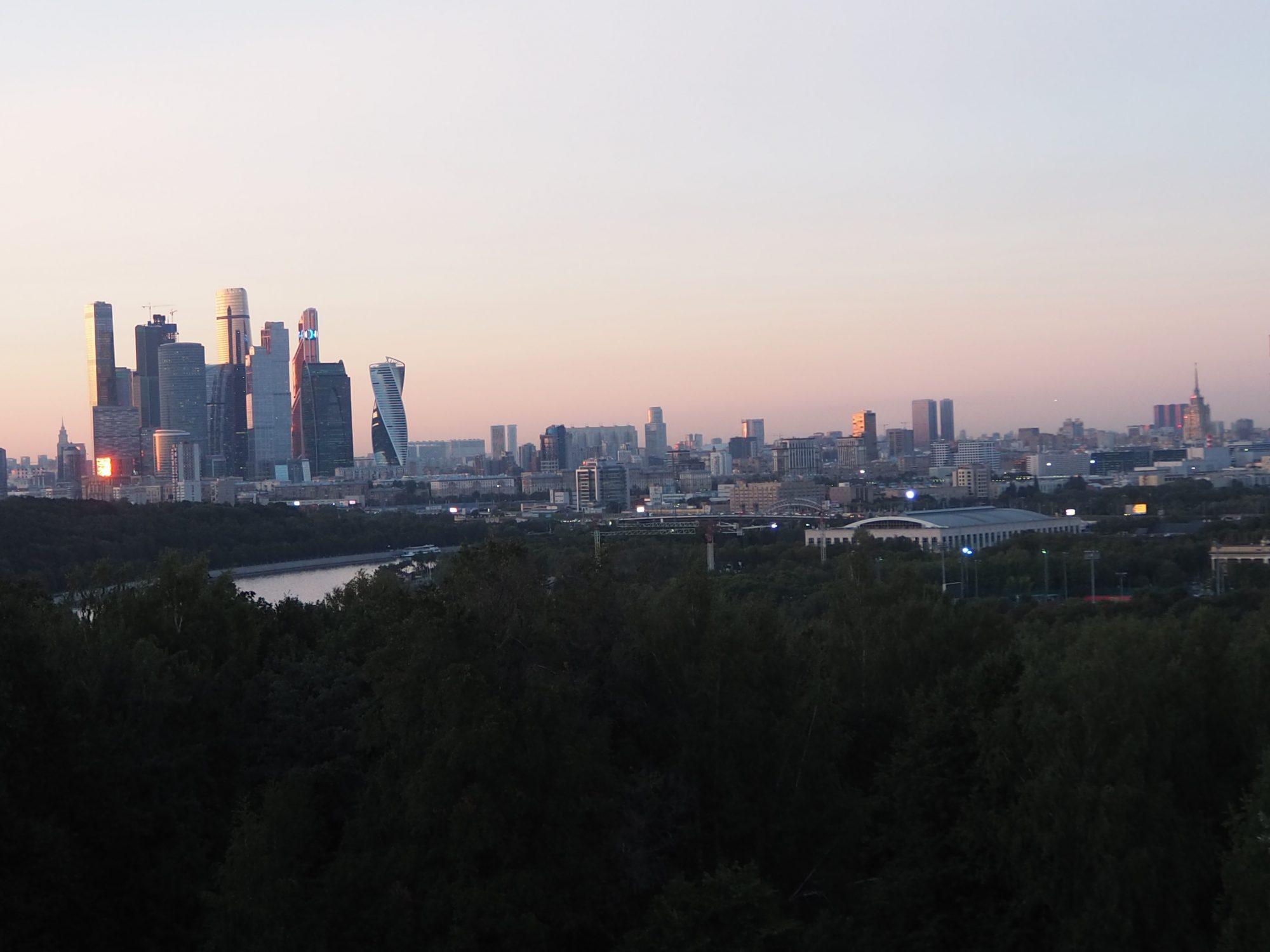 Moscú mas allá del Kremlin y la Plaza Roja
