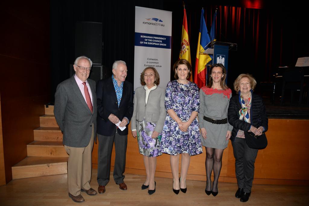 """Cohesion"". Meta de la presidencia rumana de la Unión Europea"