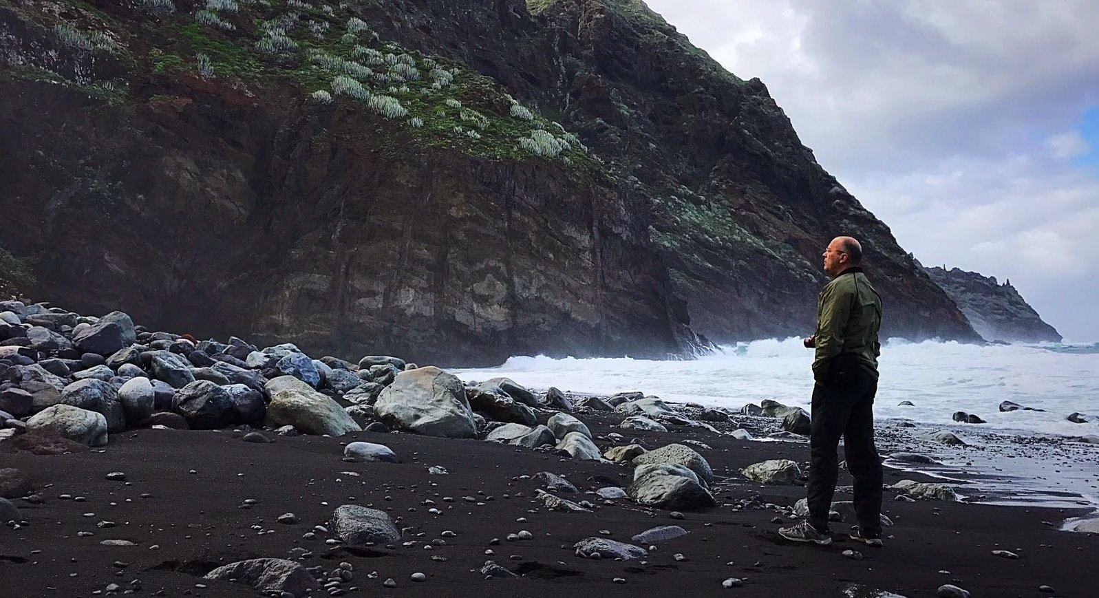 """Las últimas anguilas canarias habitan en """"la montaña sagrada"""" de Tenerife"""