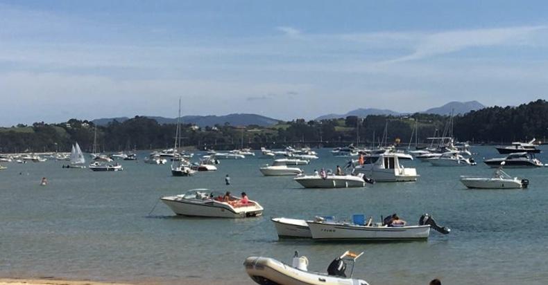 Entre el mar y la montaña, Ribamontán al Mar; Cantabria infinita