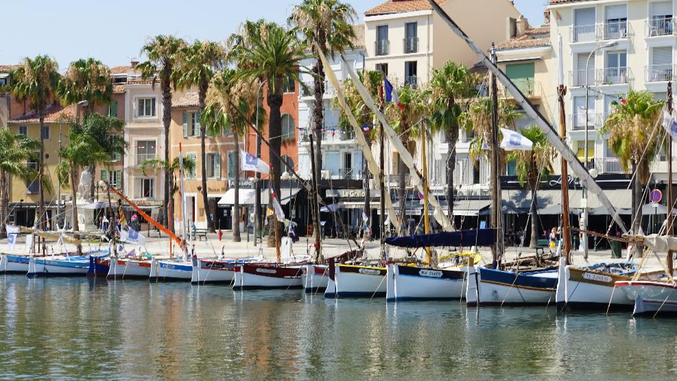 Sanary-sur-Mer: una costa azul tranquila y asequible