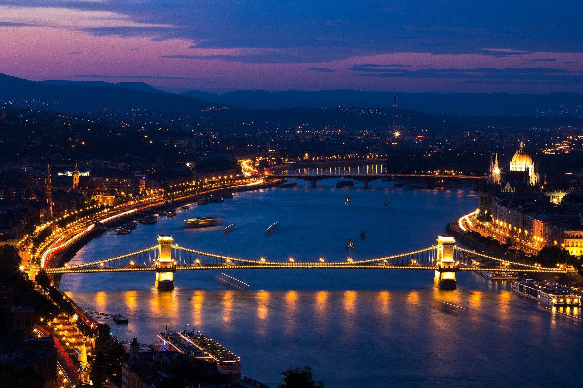 Aquincum, Buda y Pest: Budapest, la ciudad más hermosa del Danubio