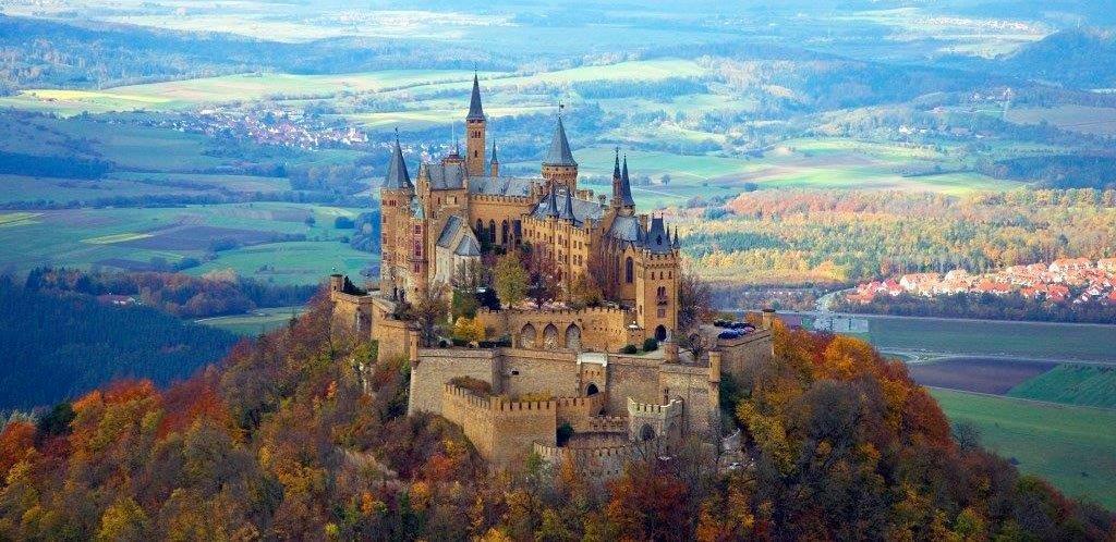 Castillo de Hohenzollern, ¡un sueño real!