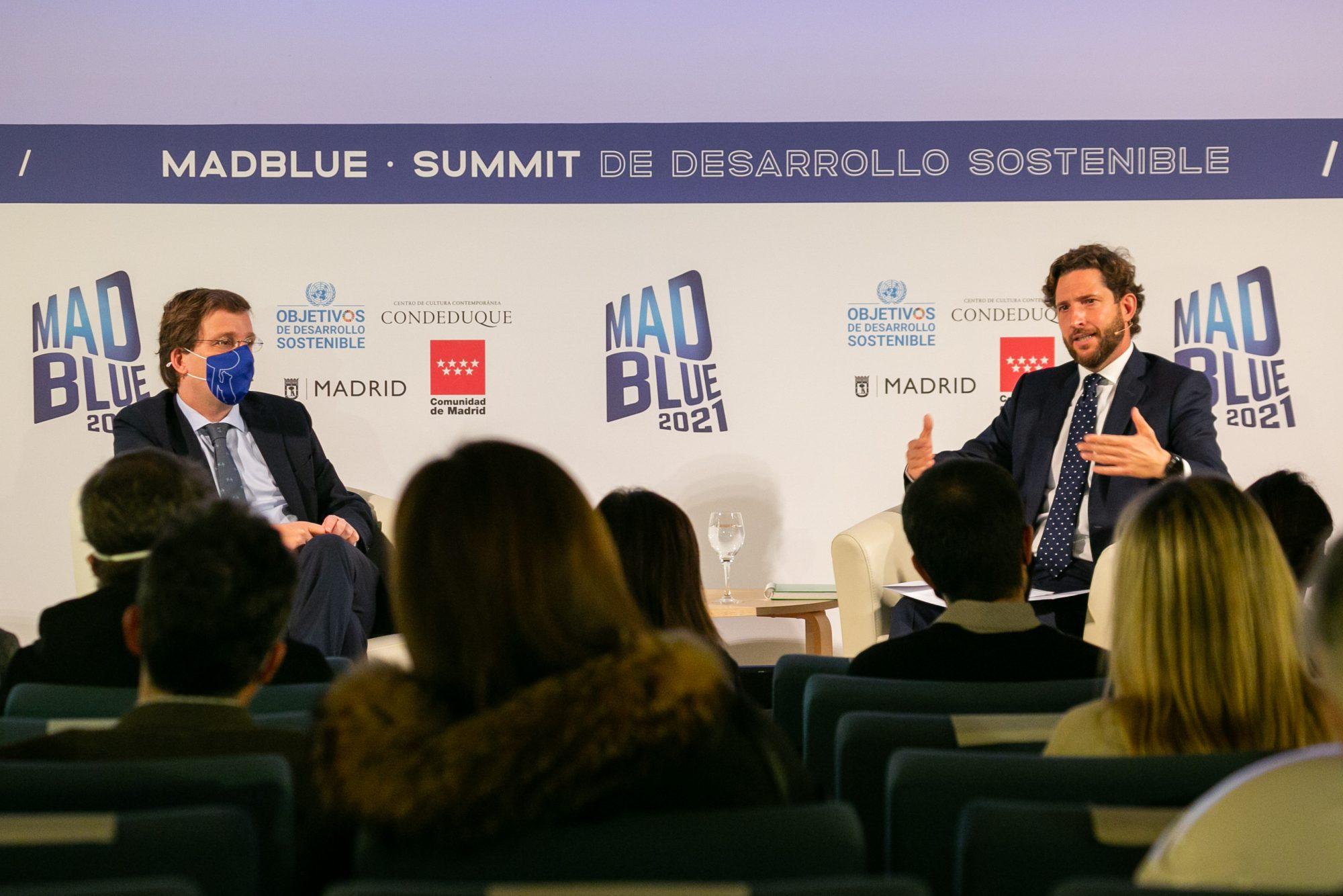 MadBlue Summit.  Madrid 16-22 de abril 2021