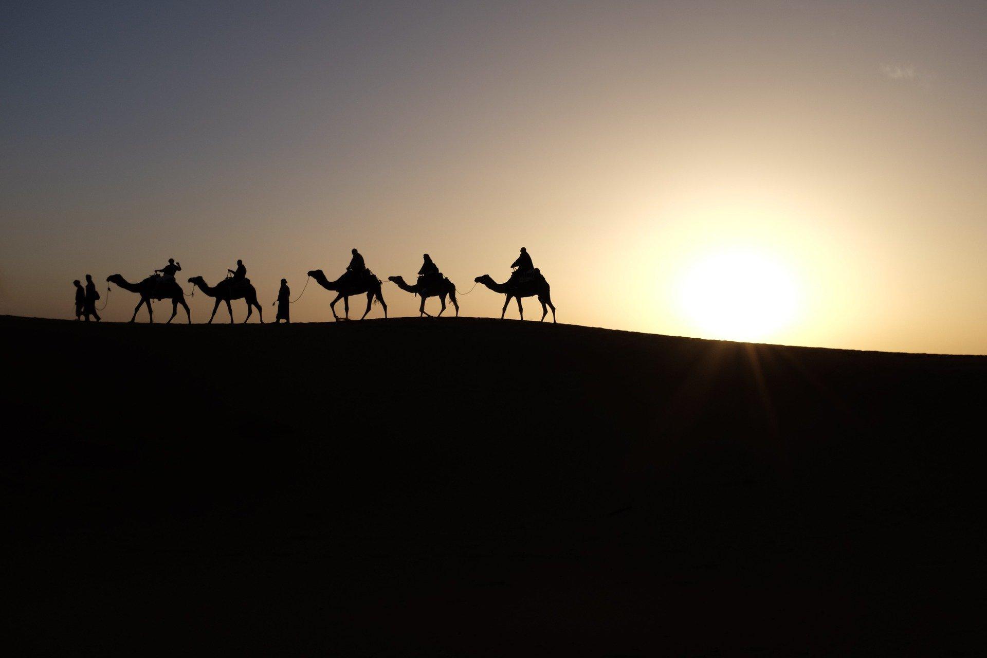 Mauritania, tierra mágica
