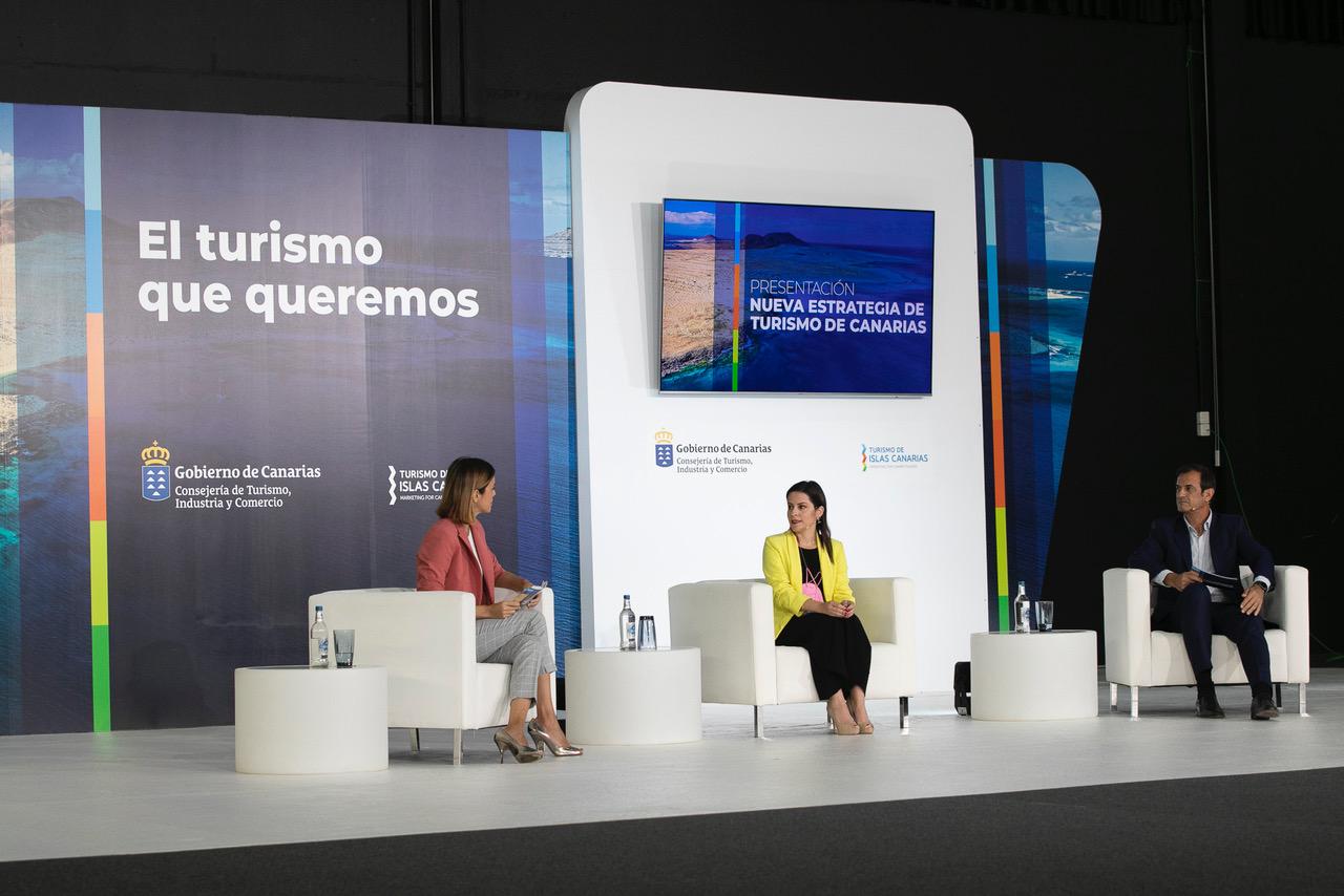 Turismo de Canarias presenta Canarias Destino, la estrategia de transformación para reactivar la economía de las Islas