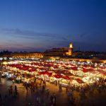 Marrakech, la ciudad roja